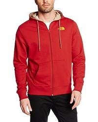 Jersey rojo de The North Face