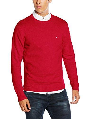 Jersey rojo de Tommy Hilfiger