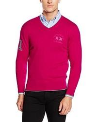 Jersey rosa de La Martina