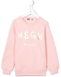 Jersey rosado de MSGM