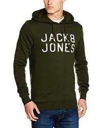 Jersey verde oliva de Jack & Jones