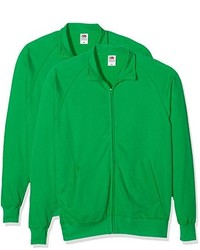 Jersey verde de Fruit of the Loom