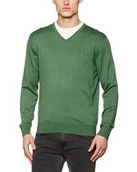 Jersey verde de Tommy Hilfiger