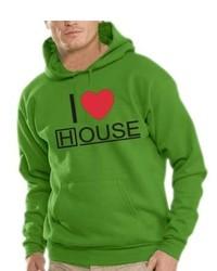 Jersey verde de TOUCH