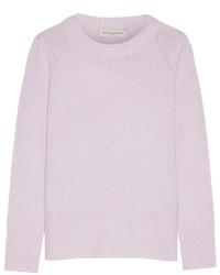 Jersey violeta claro