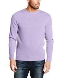 Jersey violeta claro de Conte Of Cashmere