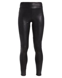 Leggings de Cuero Negros de New Look