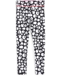 Leggings en blanco y negro