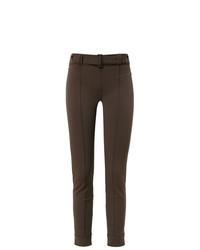 Leggings marrónes de Gloria Coelho