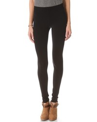 Leggings Negros de Plush