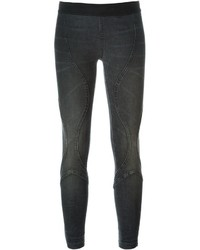 Leggings vaqueros en gris oscuro de Faith Connexion