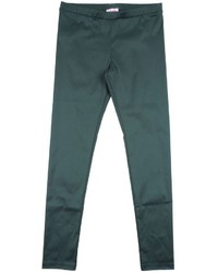 Leggings verde oscuro