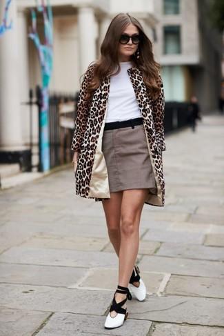 6371fabd8 Cómo combinar una falda a cuadros (35 looks de moda) | Moda para ...