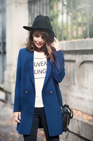 Sombrero de Lana Negro de Golden Goose Deluxe Brand fe4d7b7395c