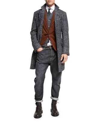 Jersey en gris oscuro de s.Oliver