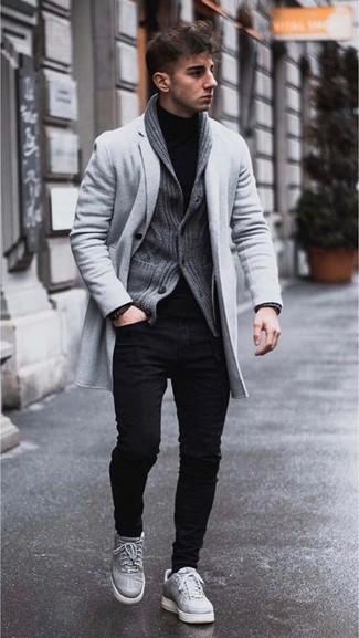 Jersey en gris oscuro de OZONEE
