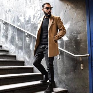 Jersey negro de New Look