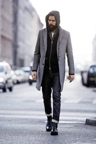 combinare Warner Come con nera la felpa delle camicie della Music cappuccio L5c34qRAj