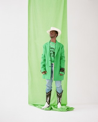 Jersey verde de Hilfiger Denim