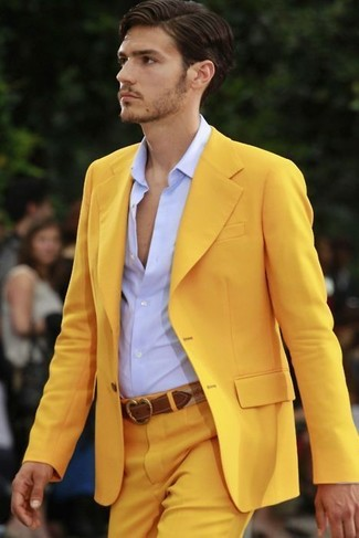 Chaqueta amarilla de ECOALF