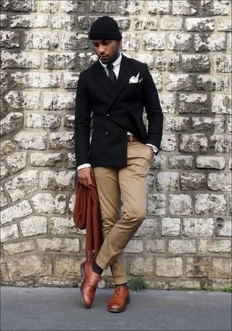 Corbata negra de Dolce & Gabbana