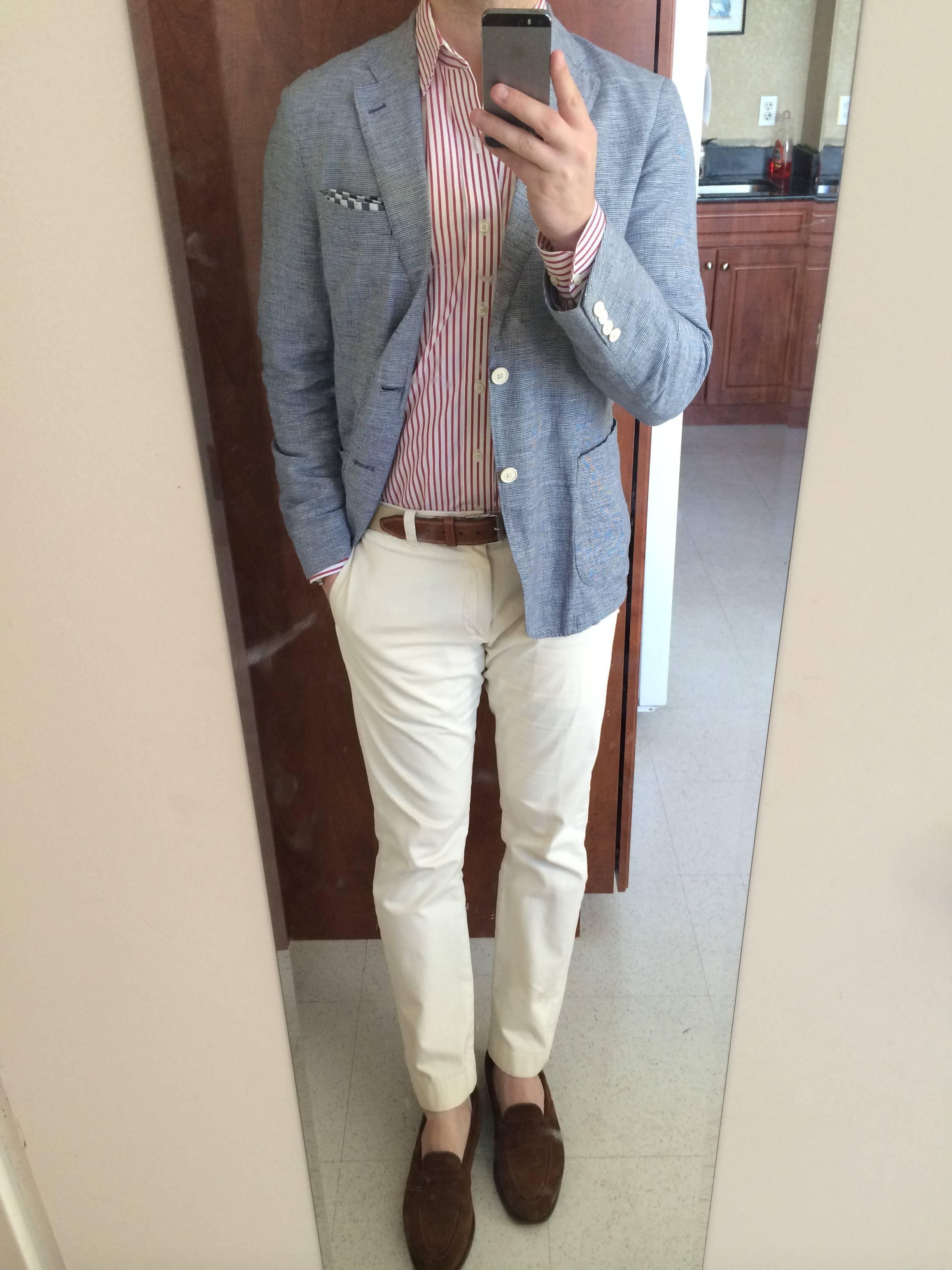 Como vestir con mocasines hombre