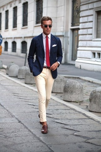 Cómo de 127 combinar Moda moda un pantalón de looks vestir beige rZra8SPqw