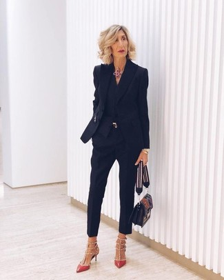 Blazer Negro de UNIQUE21
