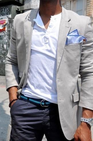 Pantalón chino azul marino de Volcom