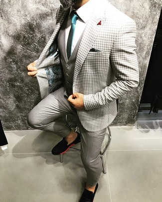 Cómo Combinar Un Chaleco De Vestir Gris 180 Looks De Moda