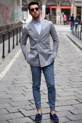 Looks Un Pantalón De 517 Combinar Moda Marino Azul Chino Cómo f6RUqwn a5b62a613d4