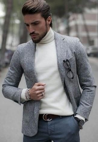 Jersey blanco de Tommy Hiliger