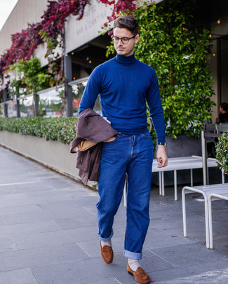 Jersey azul de Napapijri