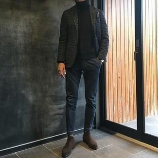 Jersey negro de Hilfiger Denim
