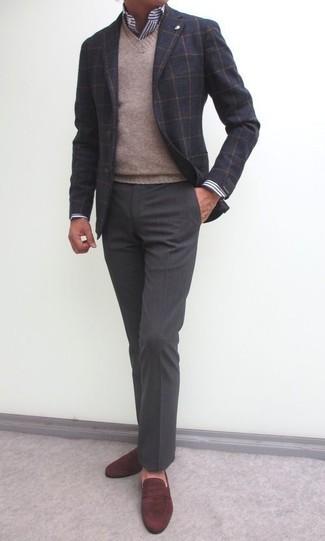 Jersey marrón claro de Maerz