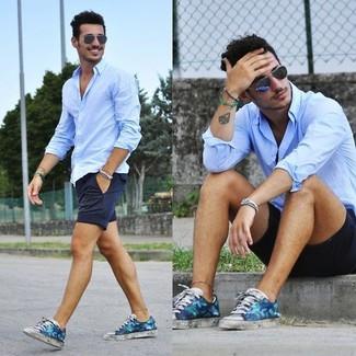 Forocoches Pantalones Con Bien Y Cortos Ir Camisa Véis W9IEH2D