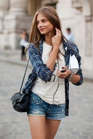 Moda Para Mujeres Adolescentes En Verano 2021 Estilo Casual Elegante 11 Outfits Lookastic Espana