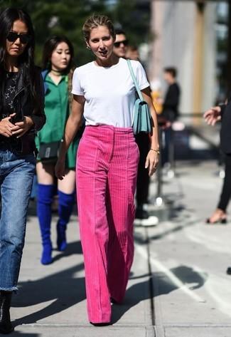 Como Combinar Unos Pantalones De Pana 25 Outfits Lookastic Espana