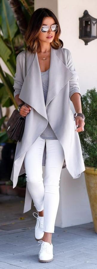 Zapatos oxford blancos de MM6 MAISON MARGIELA