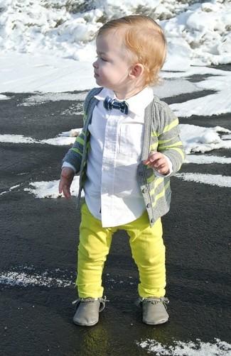 Camisa de manga larga blanca de Il Gufo