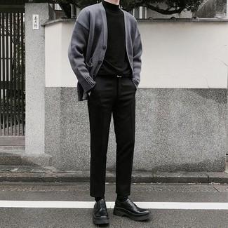 Jersey negro de OZONEE
