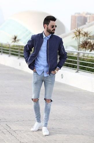 Unos Pantalones De Vestir Con Unos Tenis Blancos Para Hombres De 30 Anos En Clima Calido Estilo Casuale 1200 Outfits Lookastic Espana