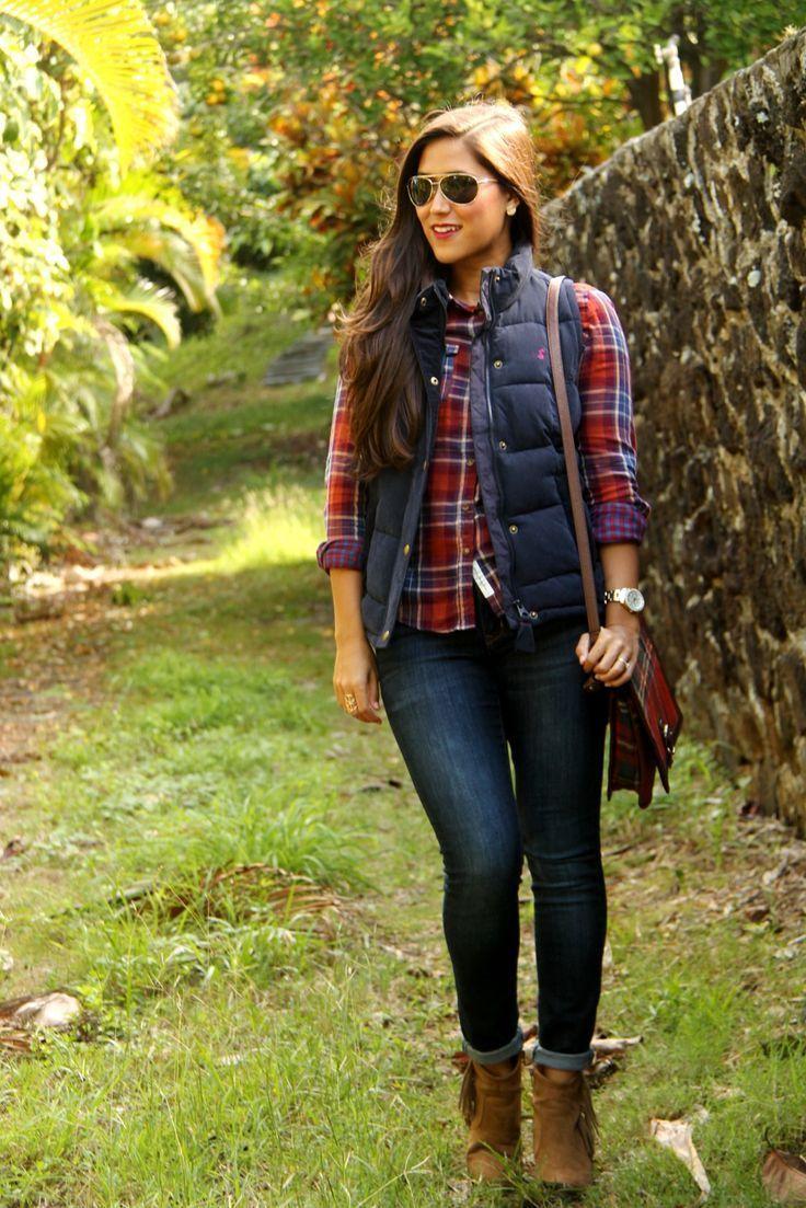 Outfit vaquero para mujer