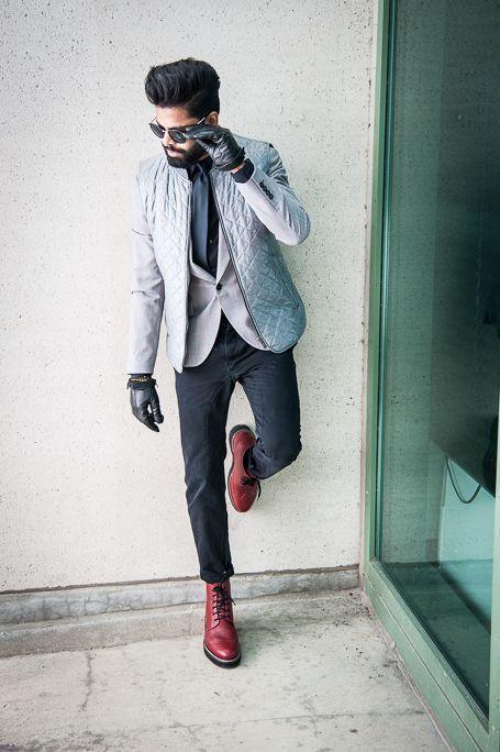 Cómo Combinar Unas Botas Rojas 115 Looks De Moda Moda