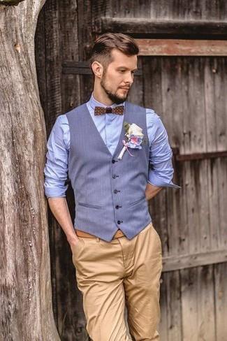 De Combinar Un Chaleco Vestir Chino143 Con Cómo Pantalón Looks mN8n0wv