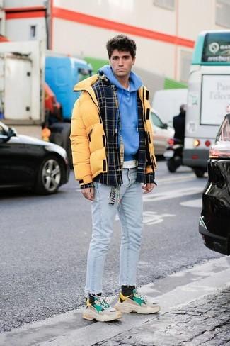 Jersey azul de Get The Trend