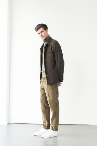 Unas Zapatillas De Vestir Con Unos Pantalones De Pana 99 Outfits Lookastic Espana