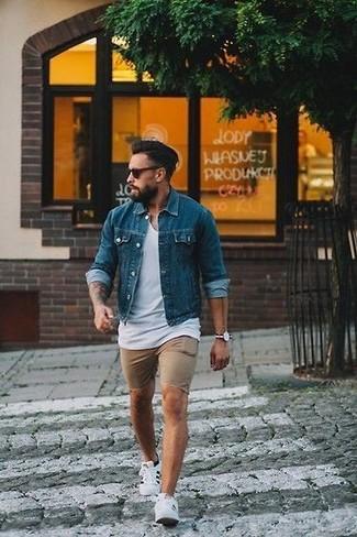 Unos Negro Cómo Pantalones Combinar Y Tenis Blanco En Con FSngqaUxw