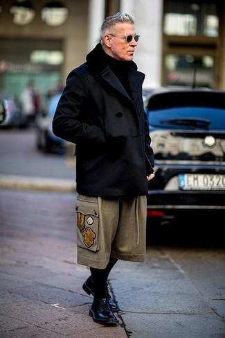 Calcetines negros de Comme Des Garcons Homme Plus