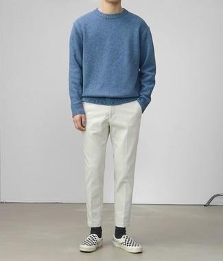 Jersey azul de Gant